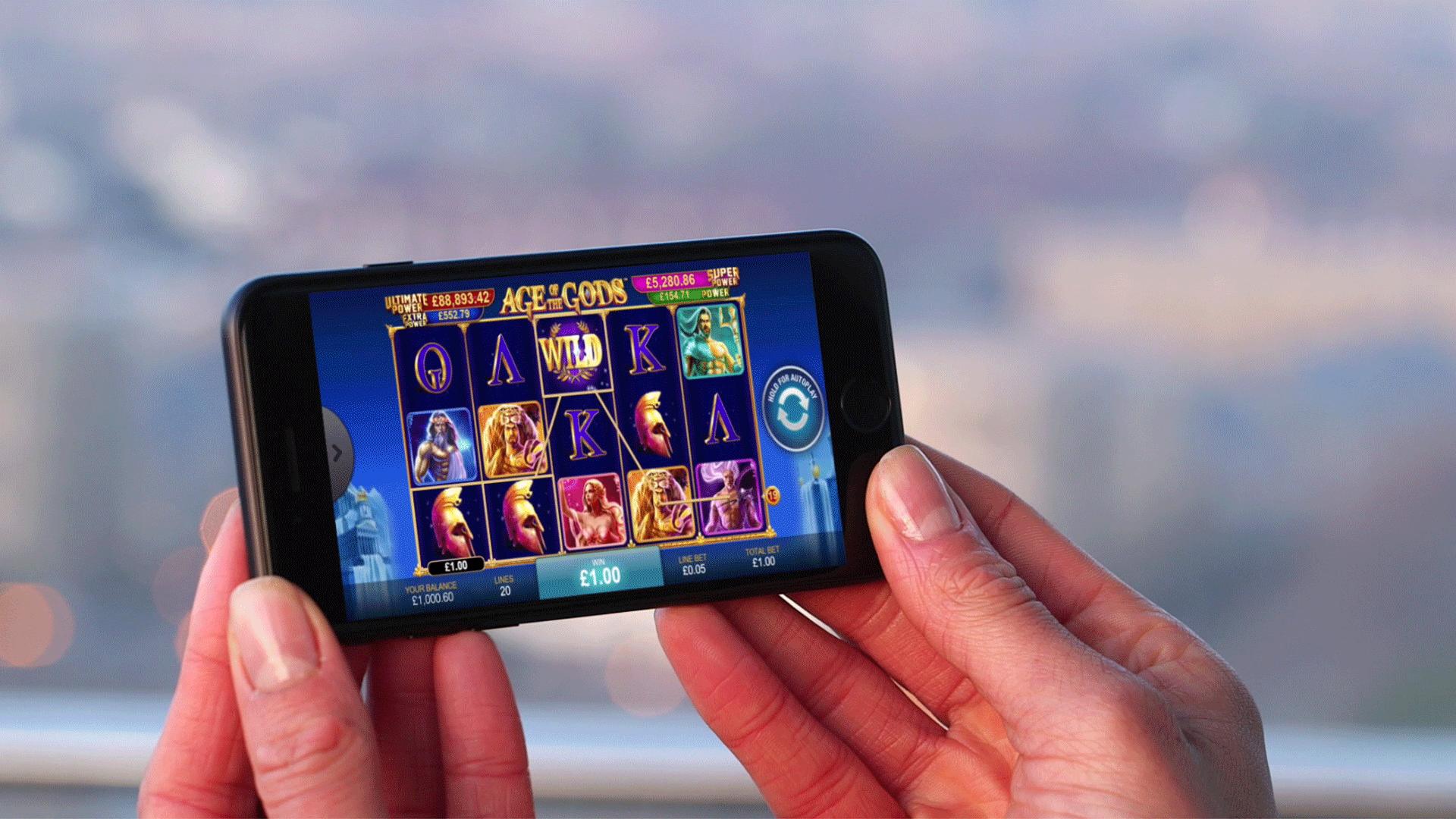 mobilusis kazino